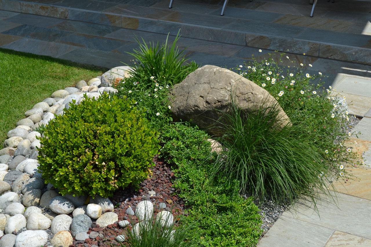 Servizi albe giardini sagl for Progettazione aiuole